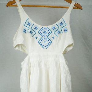 Tops - Cut Out Dress